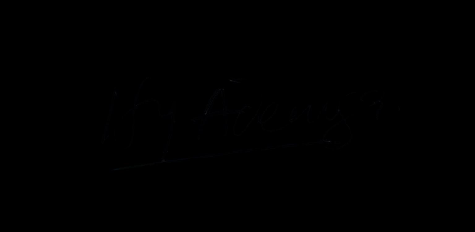 Ify Adenuga Signature
